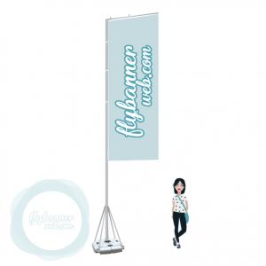 comprar flag giantpole 5m